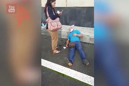 Последствия крупного ДТП с «КамАЗом» и автобусом в Москве показали на видео