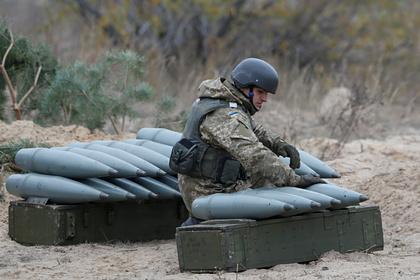 США продолжат укреплять военный потенциал Украины