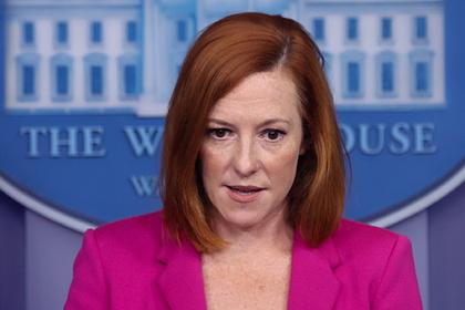 Белый дом прокомментировал призыв ВОЗ приостановить ревакцинацию