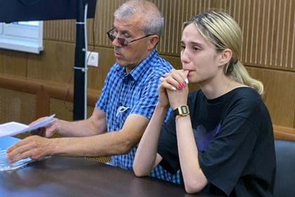 Сбившая троих детей в Москве девушка расплакалась во время суда