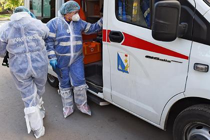 В России выявили 23 120 новых случаев коронавируса
