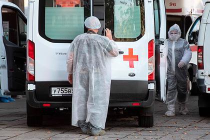 Раскрыт процент заразившихся «дельта»-штаммом в России