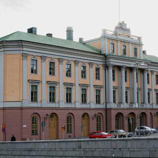 Здание МИД Швеции