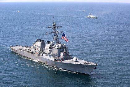 В МИД назвали Черное море зоной военного противостояния из-за учений НАТО