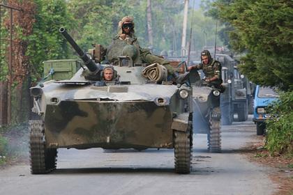 В России объяснили отказ от вывода войск из Абхазии и Южной Осетии