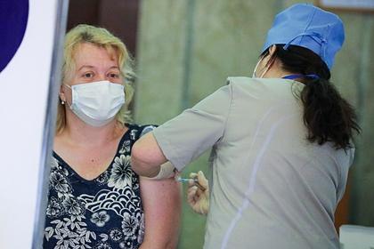 В Минздраве назвали число привитых от коронавируса россиян