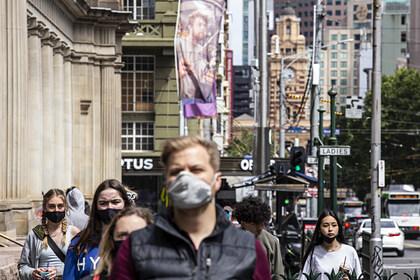 В Мельбурне объявили локдаун из-за «загадочных» случаев заражения коронавирусом