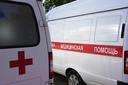 Стало известно состояние выброшенного отцом с пятого этажа в Москве ребенка