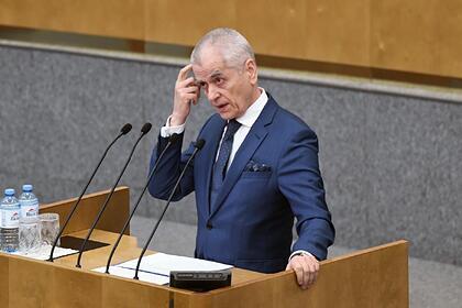 Онищенко объяснил смысл налога на мясо