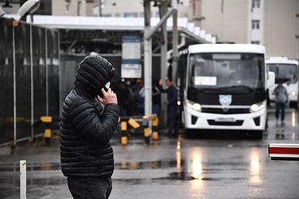 В МВД раскрыли количество нелегальных мигрантов из стран СНГ в России