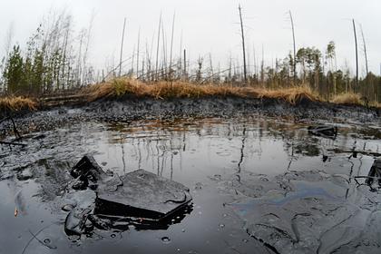 На Чукотке произошел разлив нефтепродуктов