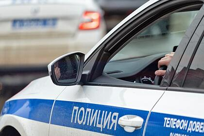 Обстрелявший полицейского россиянин отрезал себе язык при задержании