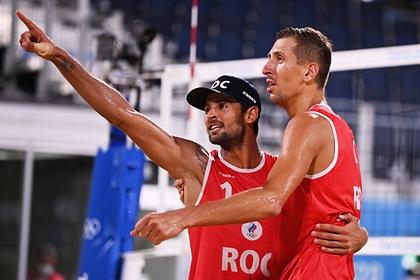 Россияне вышли в финал турнира по пляжному волейболу на Олимпиаде в Токио