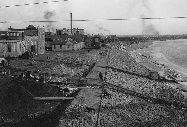 Город Су-Сити (штат Айова, США) в 1912 году