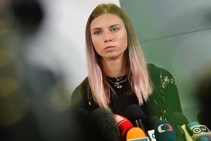 Легкоатлетка Тимановская заявила о готовности помочь белорусским спортсменам
