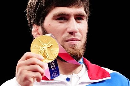 Сборная России поднялась в медальном зачете Олимпиады в Токио