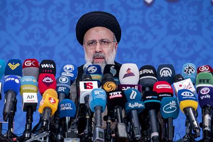 Новый президент Ирана вступил в должность