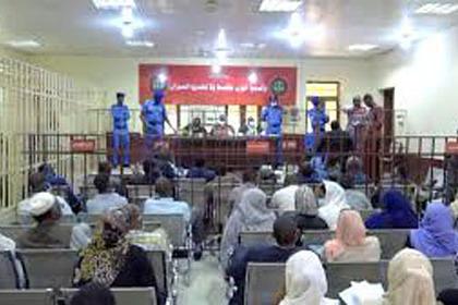 В Судане казнят стрелявших по студентам спецназовцев