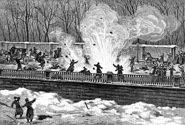 Убийство Александра II 1 марта 1881 года