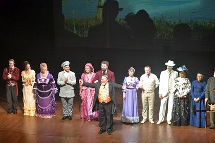 На «Островский Fest» в Кинешме выступит Сергей Безруков