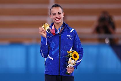Победившая россиянок на ОИ израильская гимнастка закрыла аккаунт в Instagram
