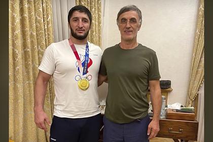 Абдулрашид Садулаев и Магомед Гаджиев