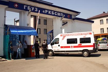 Стало известно о гибели 35 пациентов в больнице Владикавказа до ЧП с кислородом