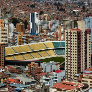 Стадион «Эрнандо Силес»