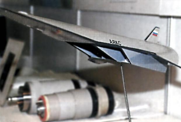Макет гиперзвукового летательного аппарата «Аякс»