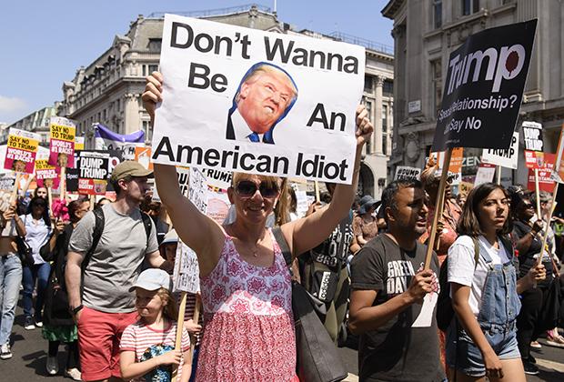 В США и в странах-союзниках считают, что Дональда Трампа выбрали президентом не без помощи россиян.