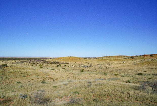 Пустыня Гибсона