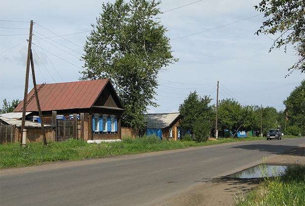 Город Тайшет, Иркутская область
