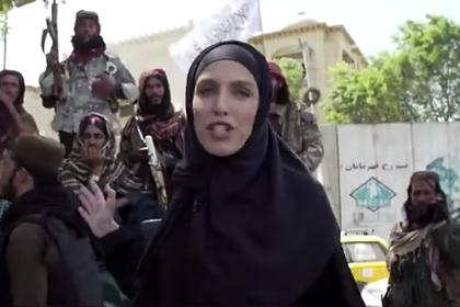 Спецкор CNN в Кабуле Кларисса Уорд