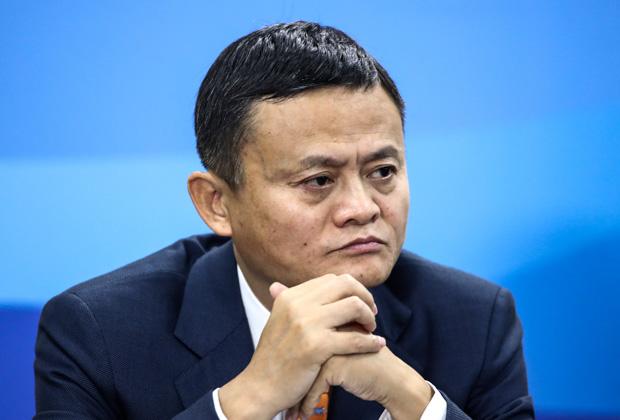 Основатель Alibaba Group Джек Ма