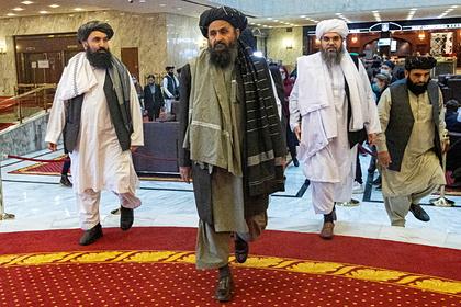 Изгнанный 20 лет назад лидер талибов вернулся в Афганистан