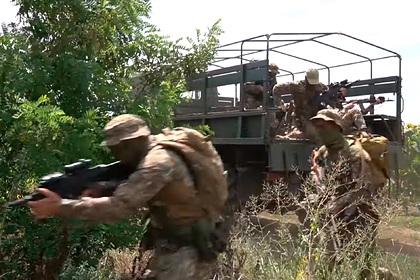 Украинский спецназ начал учения вблизи Крыма