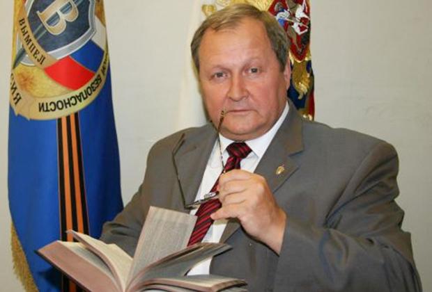 Полковник ФСБ в запасе Валерий Киселев