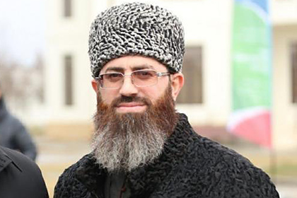 Адам Шахидов