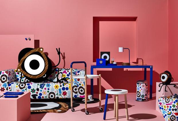 Коллекция IKEA Frnyad для школьников и студентов
