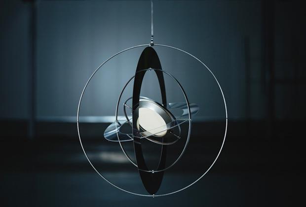 Солнечная батарея из коллекции Little Sun дизайнера Олафура Элиассона для IKEA