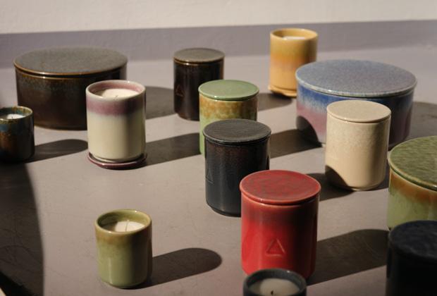 Коллекция ароматических свеч Osynlig, коллаборация IKEA и Бена Горхэма