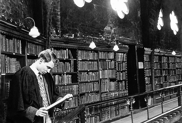 Библиотека Оксфордского университета