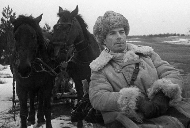 Герой Советского Союза полковник Дмитрий Медведев — командир партизанского отряда специального назначения «Победители», действовавшего в 1942-1944 годах на территории центральной и западной Украины