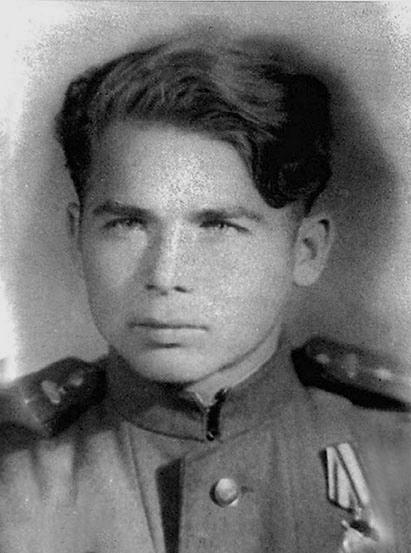 Герой Российской Федерации Василий Брюхов