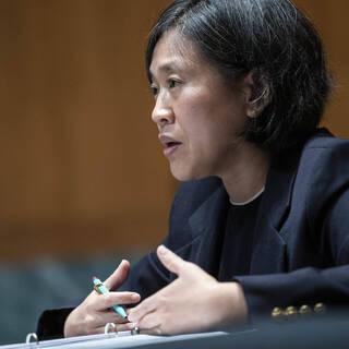Торговый представитель США Кэтрин Тай
