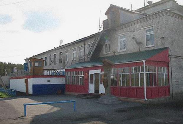 Здание ИК-2