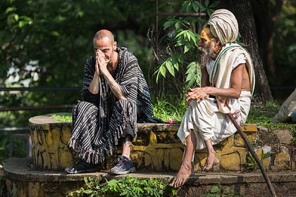 На крыше мира. Молитвы, горы и кровавые обряды. Как поездка в Непал изменила сознание россиянина и его жизнь