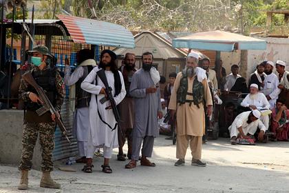 В победе талибов увидели плохую новость для Сирии: Политика: Мир: Lenta.ru