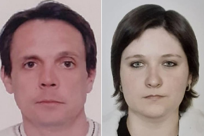 Алексей и Наталья Наумовы
