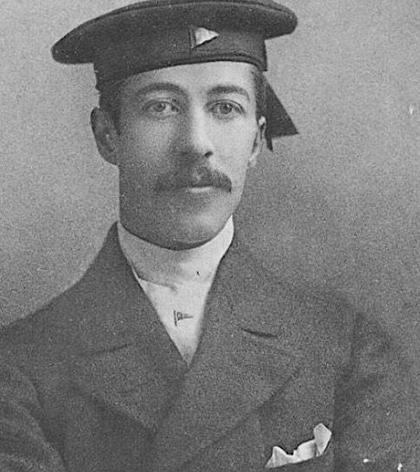 Генри Сирил Пэджет во время службы в армии